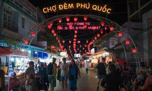 Chợ Đêm Phú Quốc - Team Building